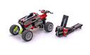 Slammer Rhino - LEGO set #8353-1