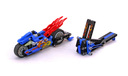 Speed Slammer Bike - LEGO set #8646-1