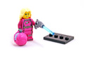 Intergalactic Girl - LEGO set #8827-13