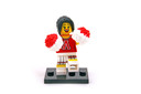 Red Cheerleader - LEGO set #8833-13