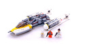 Gold Leader's Y-wing Starfighter - LEGO set #9495-1