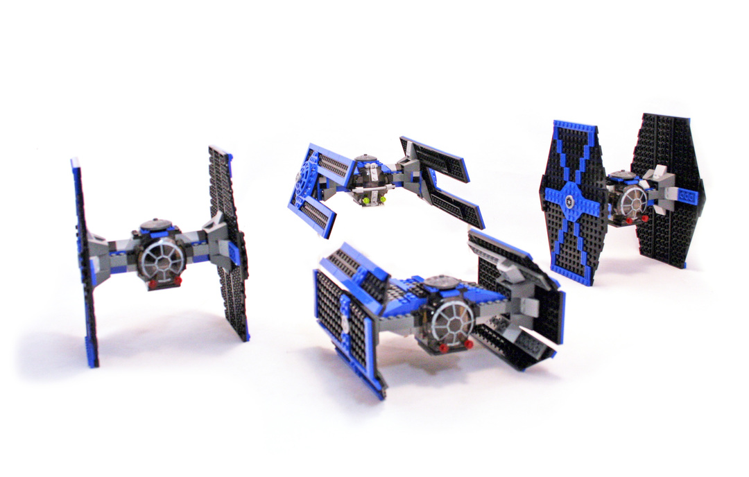 LEGO 10131-1 TIE Fighter Collection