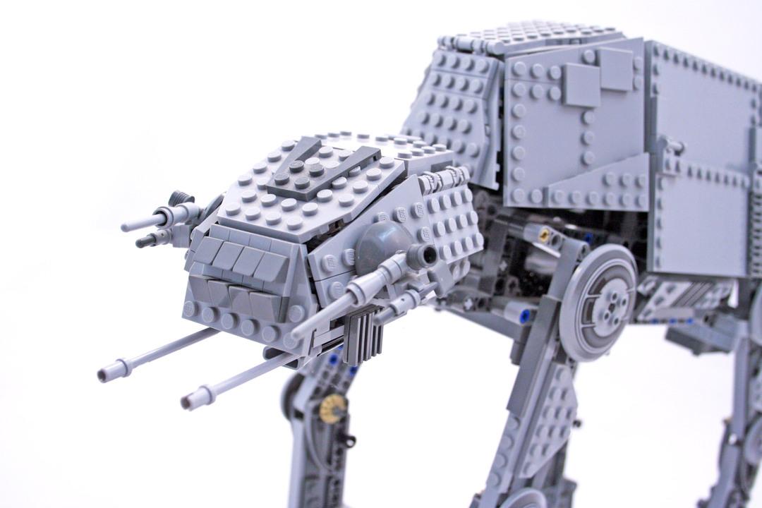 Motorized Walking At At Lego 10178 Instructions