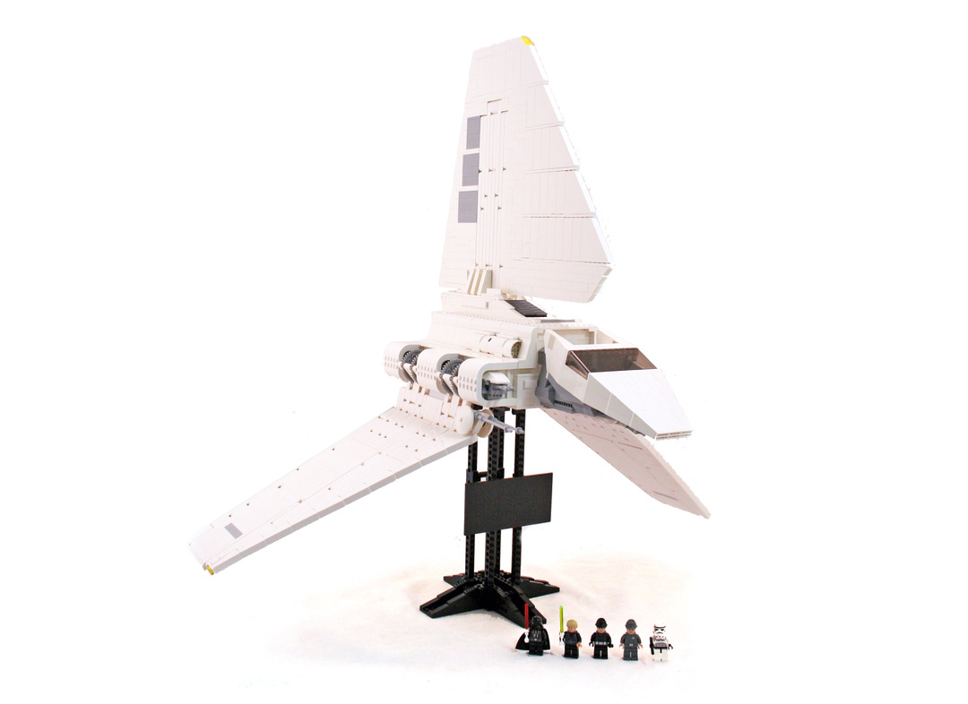 Imperial Shuttle - UCS - LEGO set #10212-1