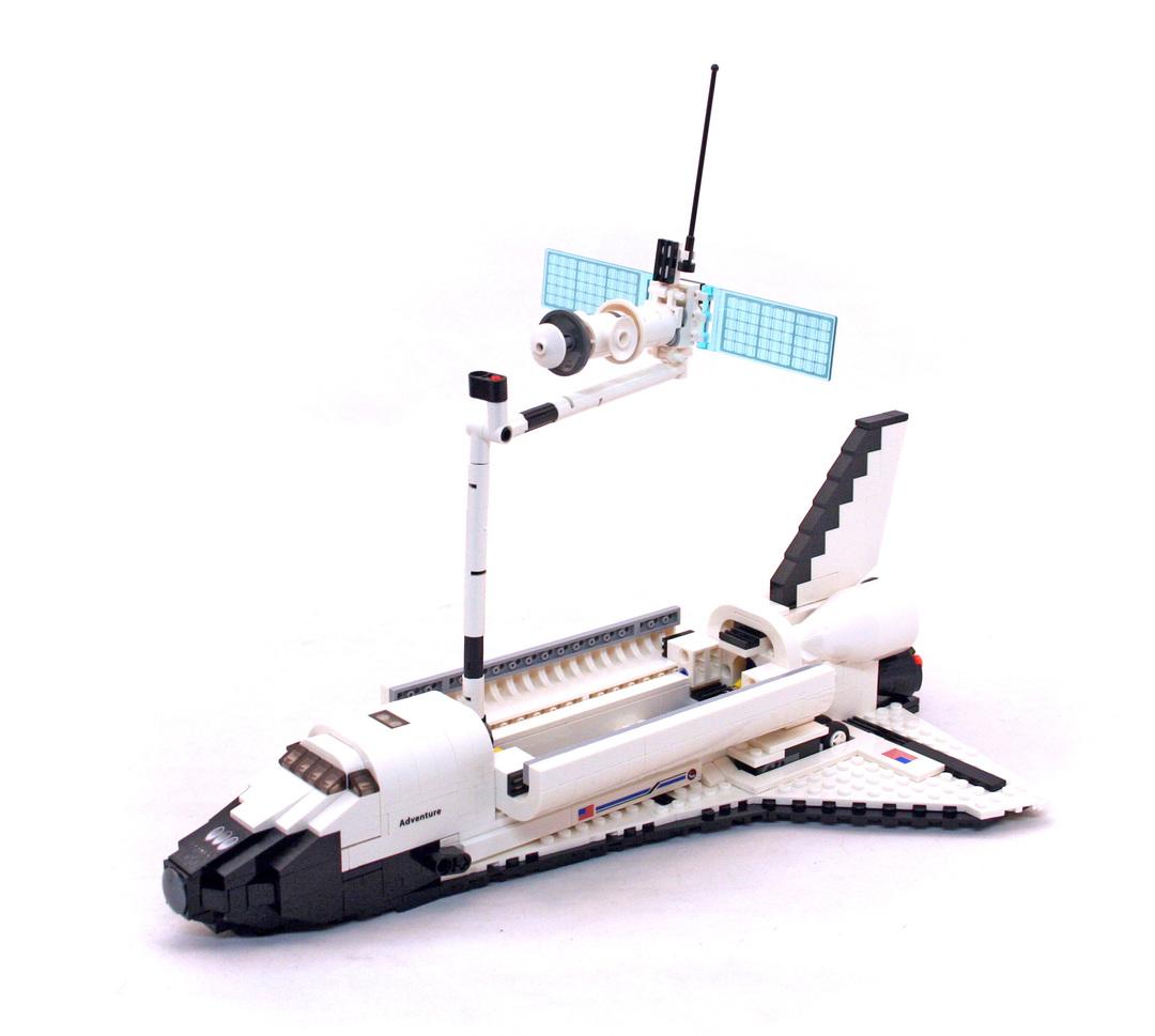 space shuttle lego set 10213 - photo #24