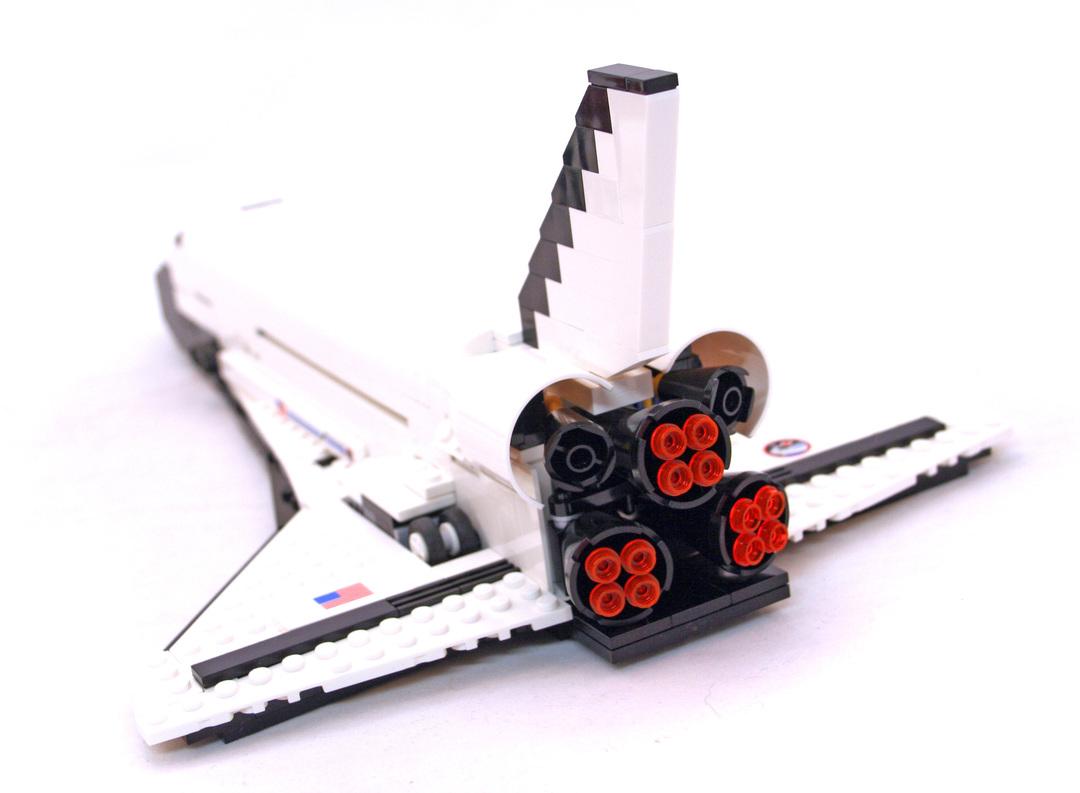 space shuttle lego set 10213 - photo #28