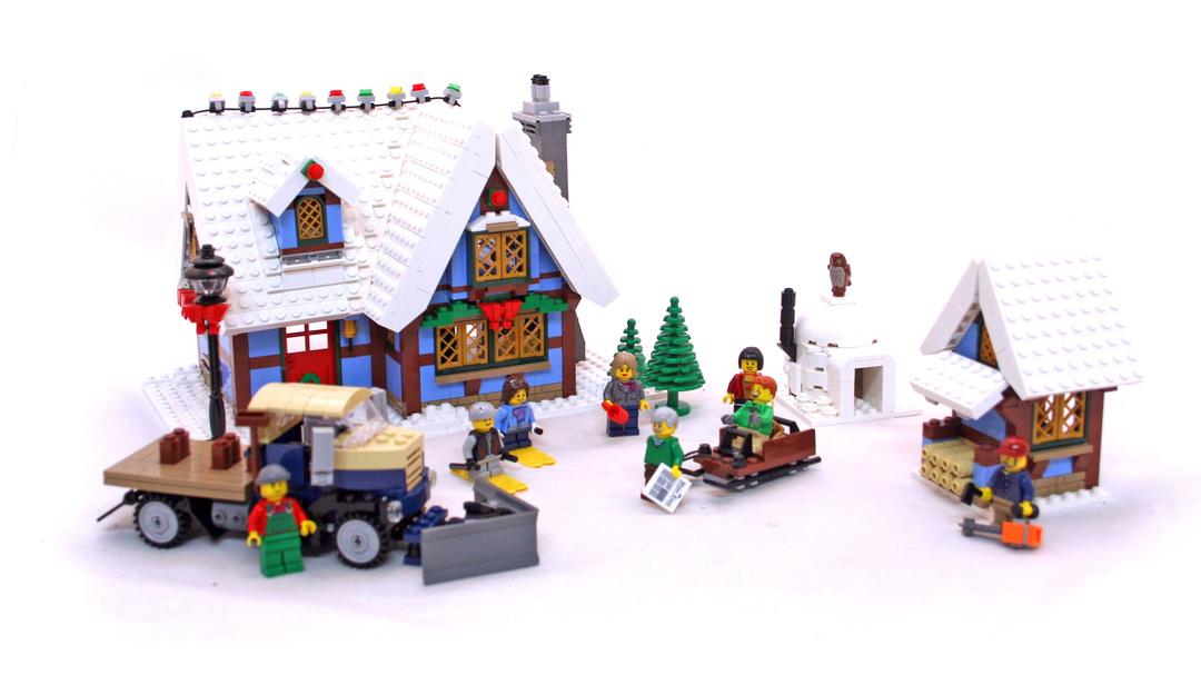 Lego Winter Cottage 10229 Best Home Interior