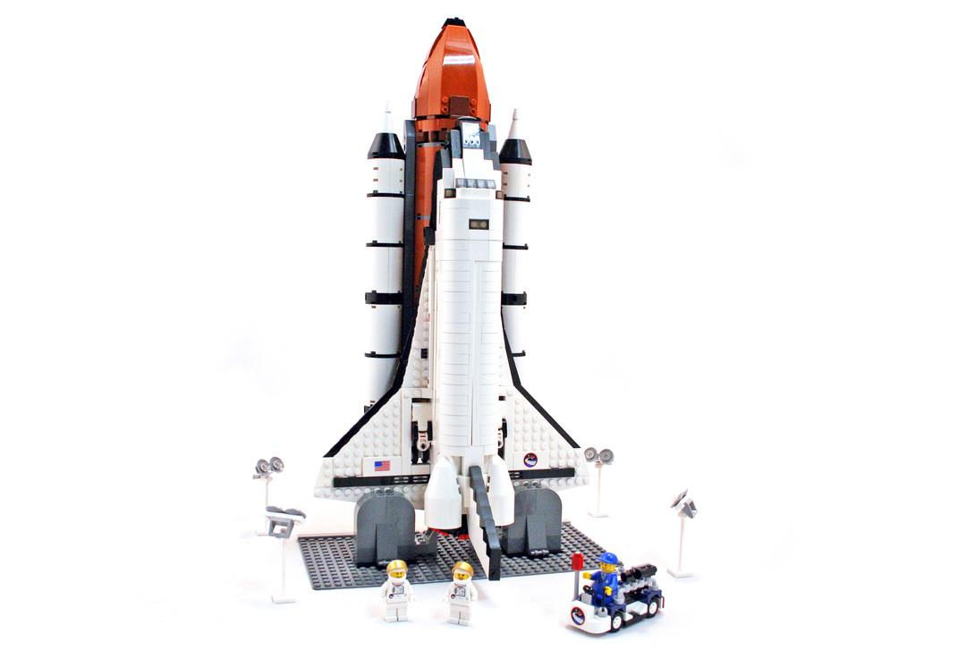 lego duplo space shuttle - photo #42
