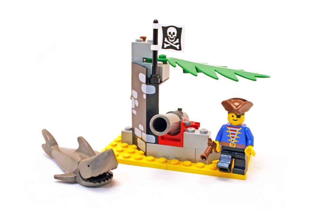 Battle Cove - LEGO set #1492-1
