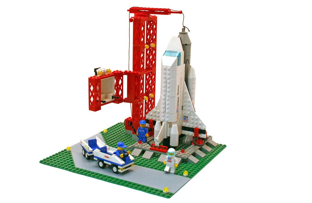 lego space shuttle brick builder - photo #3