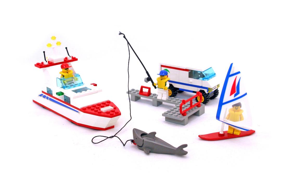 Sandypoint Marina Value Pack - LEGO set #1721-1