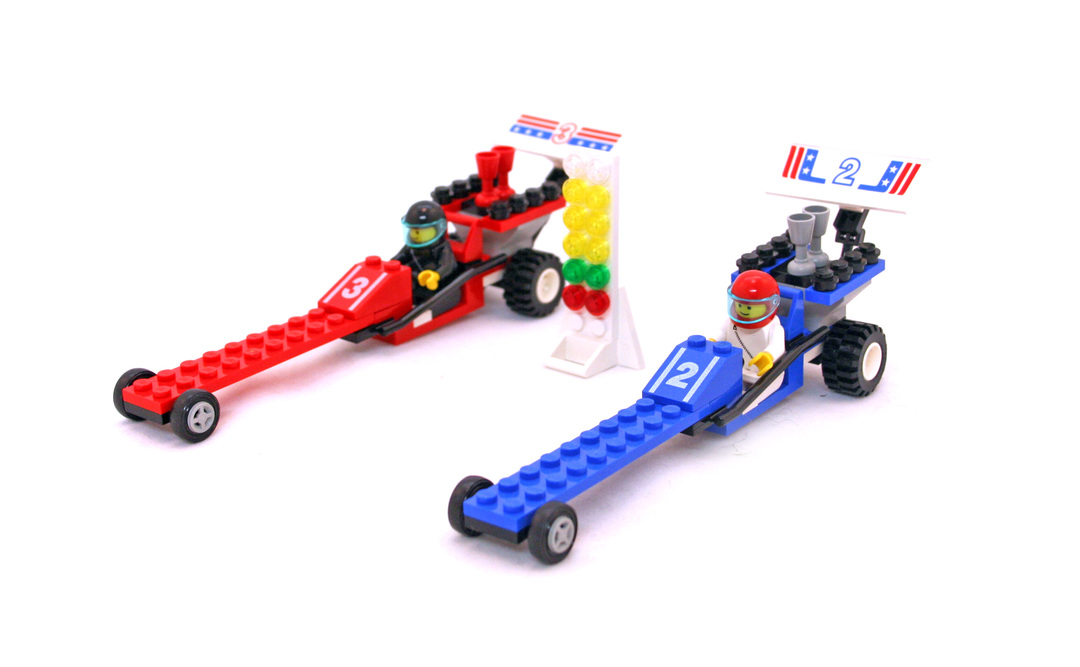 Dragsters - LEGO set #1992-1