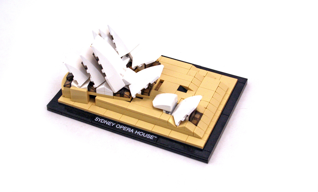 Sydney Opera House Lego Set 21012 1 Building Sets Architecture