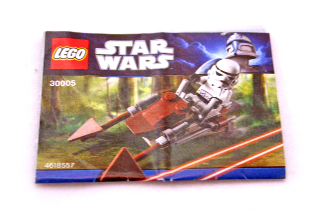 lego speeder bike instructions
