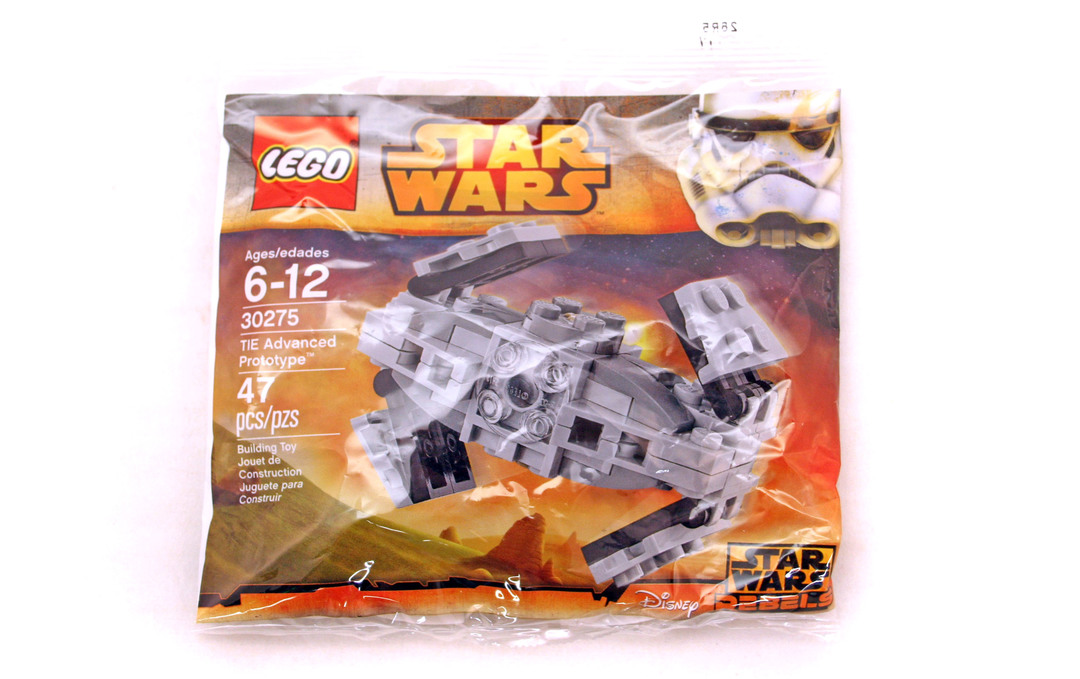 TIE Advanced Prototype - LEGO set #30275-1 (NISB)