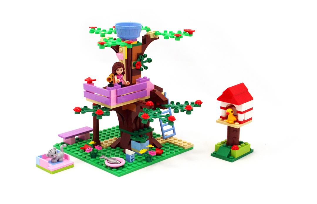 Olivias Tree House Lego Set 3065 1 Building Sets Friends