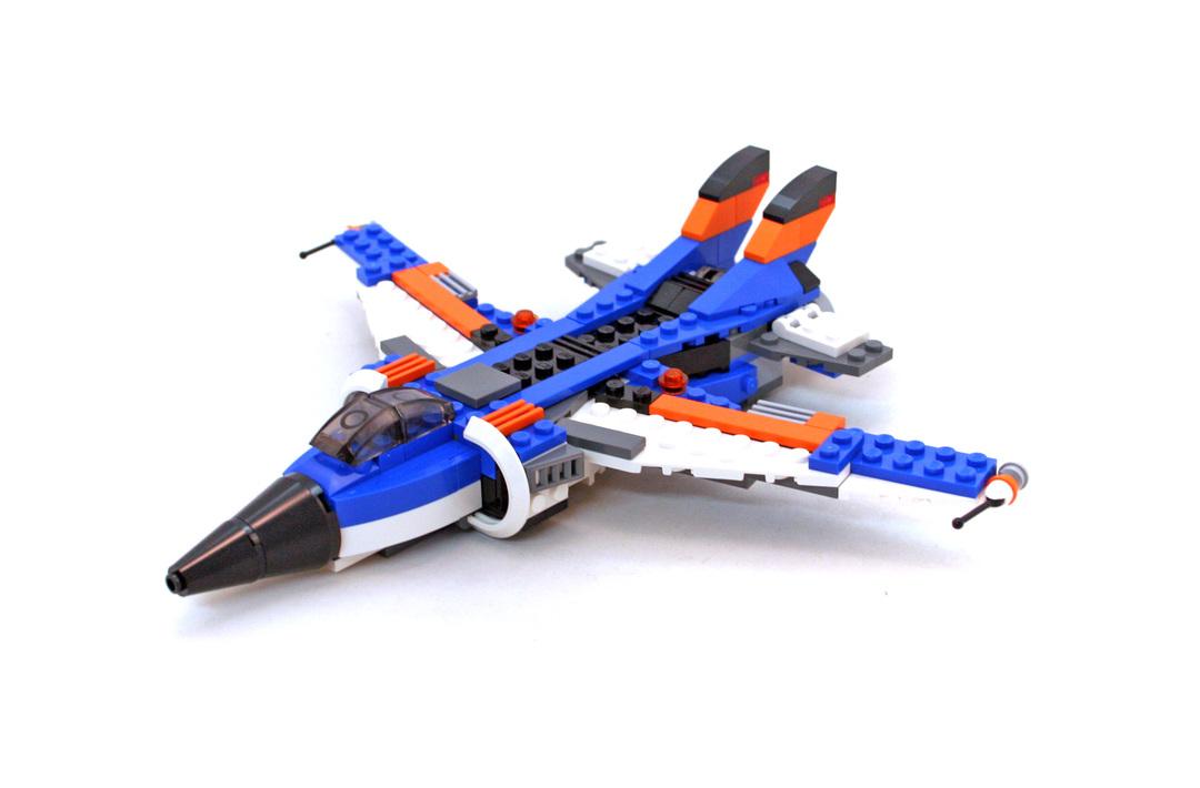 Thunder Wings - LEGO set #31008-1