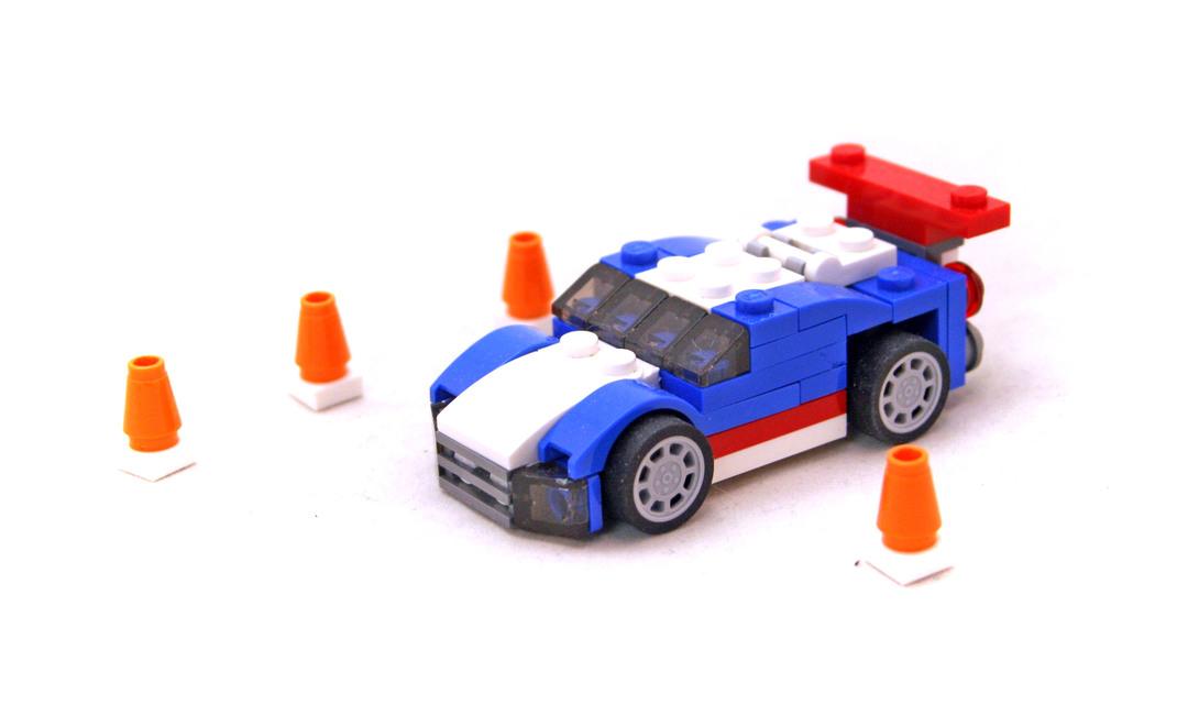 Blue Racer - LEGO set #31027-1