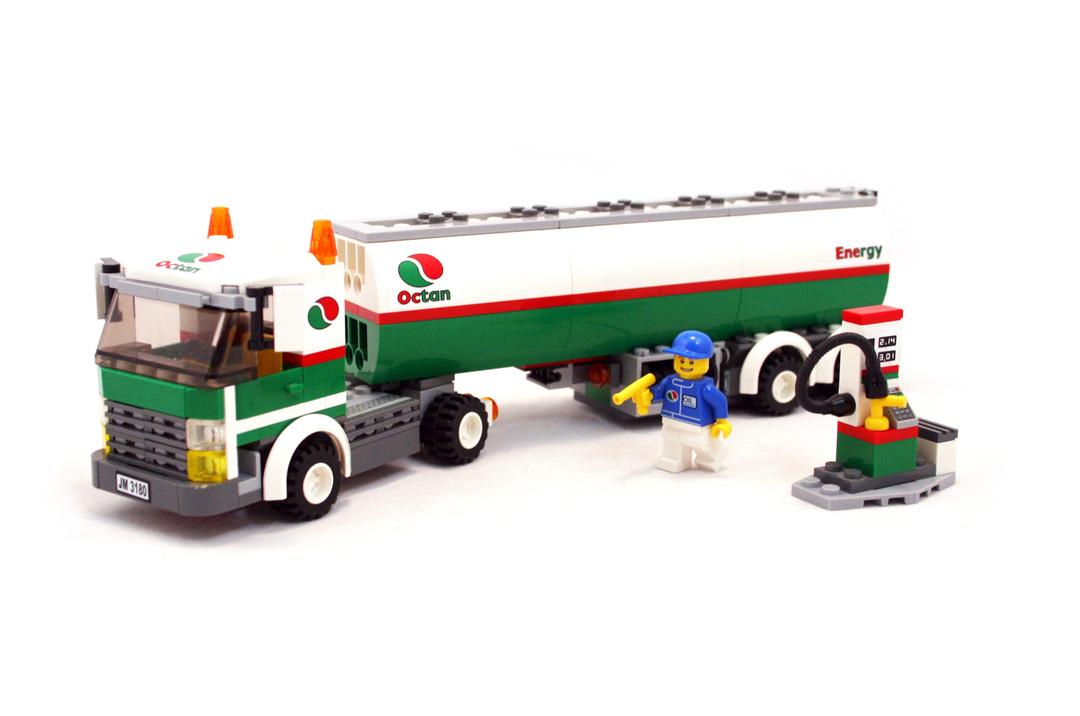 Octan Tanker - LEGO set #3180-1