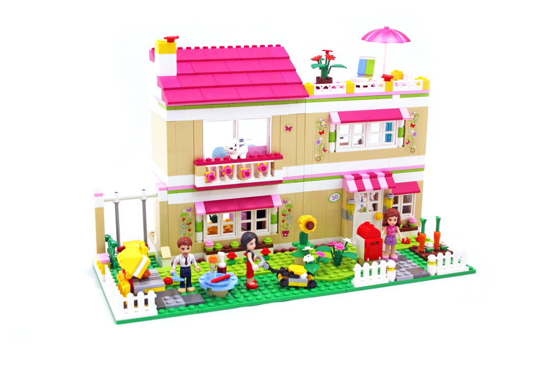 Olivia's House - LEGO set #3315-1