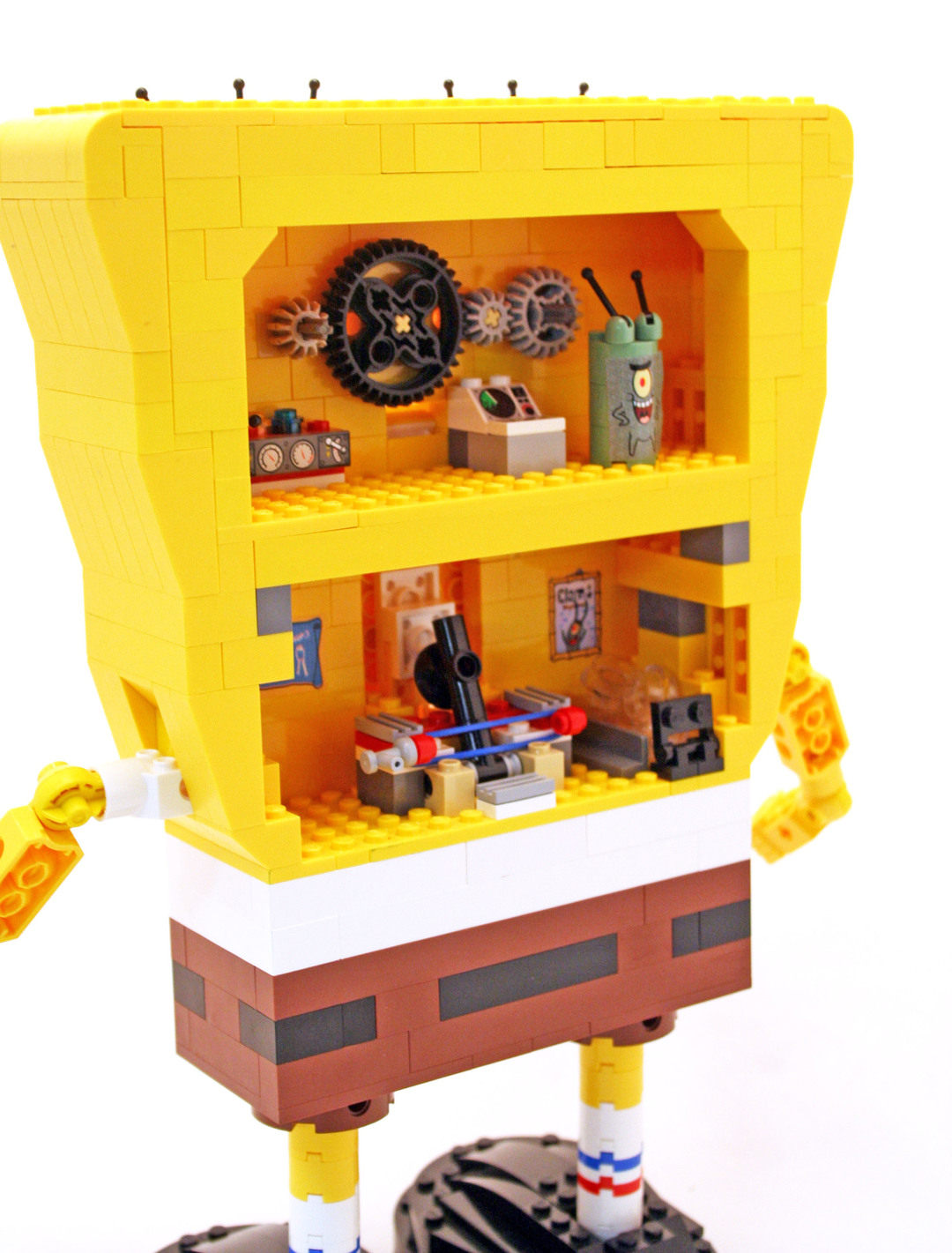 build a bob lego set 3826 1 building sets sponge bob. Black Bedroom Furniture Sets. Home Design Ideas