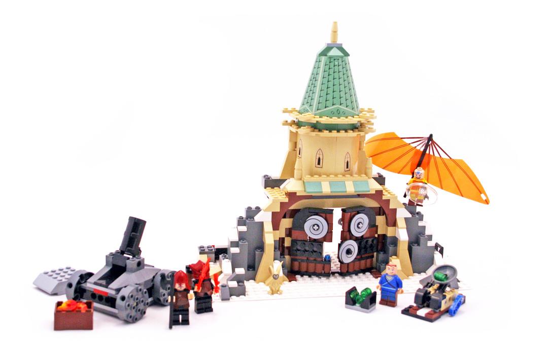 Air Temple - LEGO set #3828-1