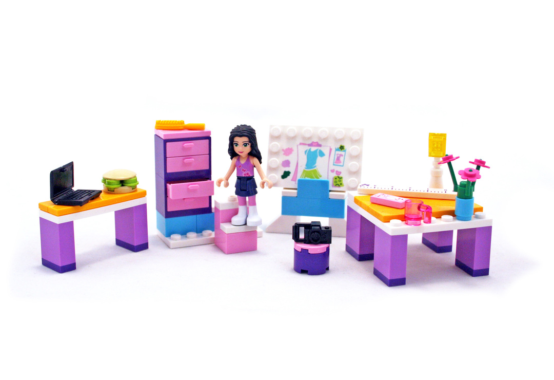 Emma S Design Studio Lego Set 3936 1 Building Sets Friends