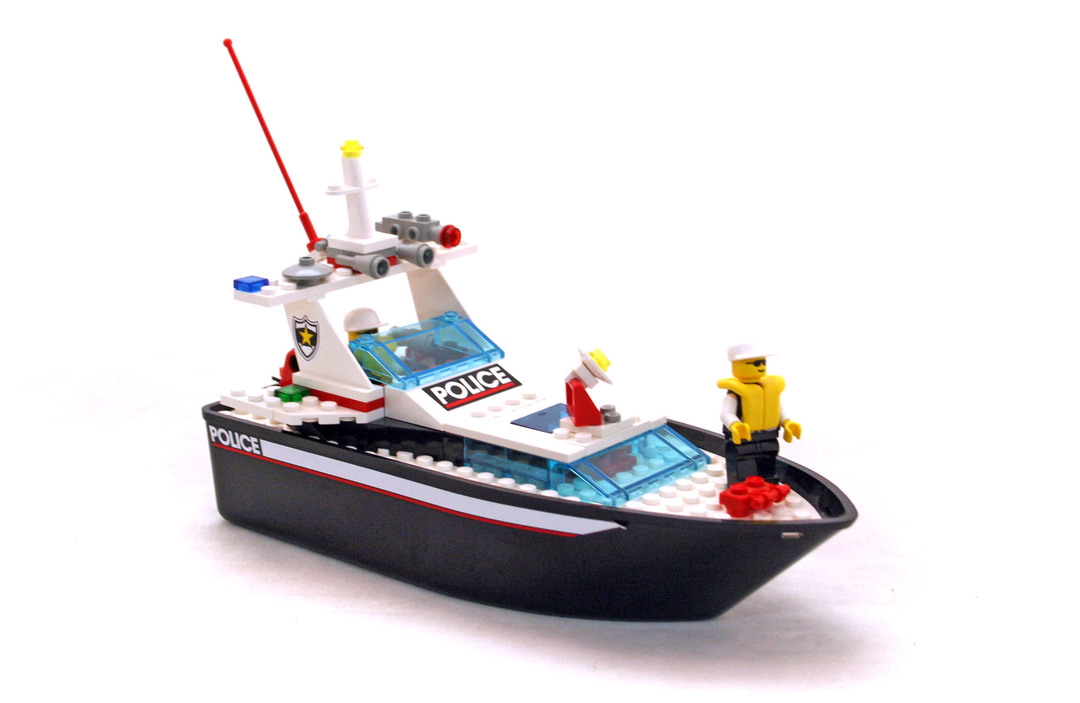 Wave Cops - LEGO set #4012-1