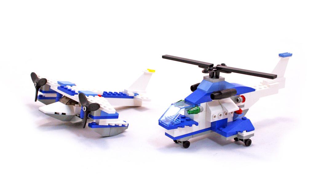 High Flyers - LEGO set #4098-1