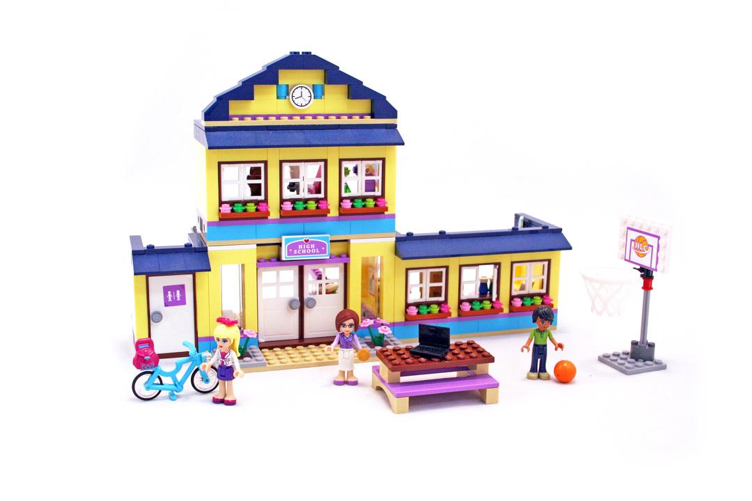 Heartlake High - LEGO set #41005-1