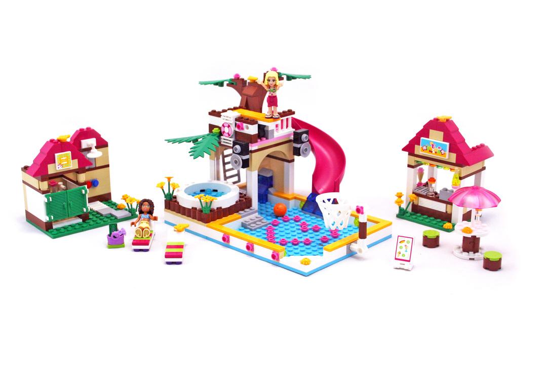 Heartlake City Pool Lego Set 41008 1 Building Sets Friends