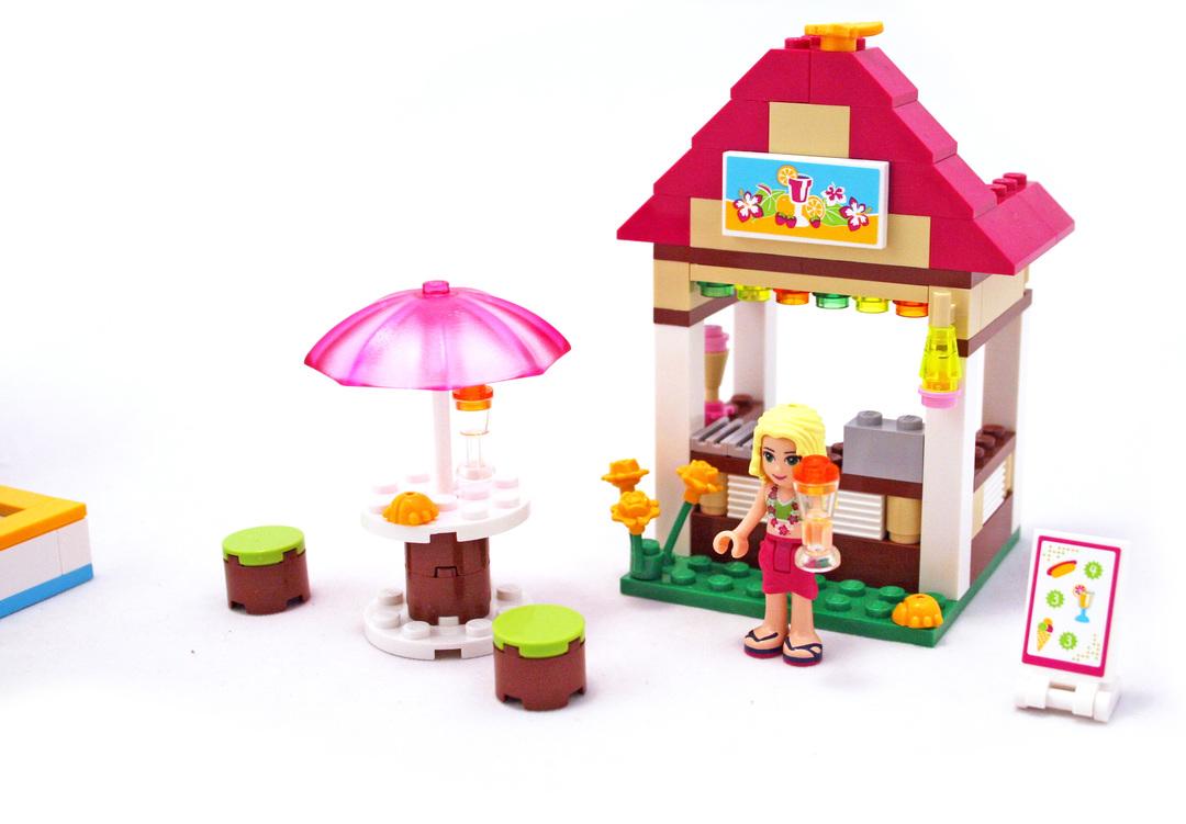 Heartlake City Pool Lego Set 41008 1 Building Sets