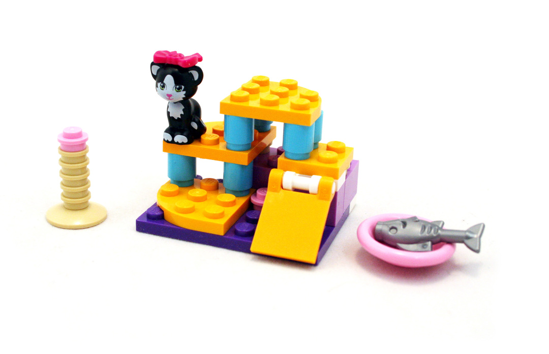 Cats Playground Lego Set 41018 1 Building Sets Friends