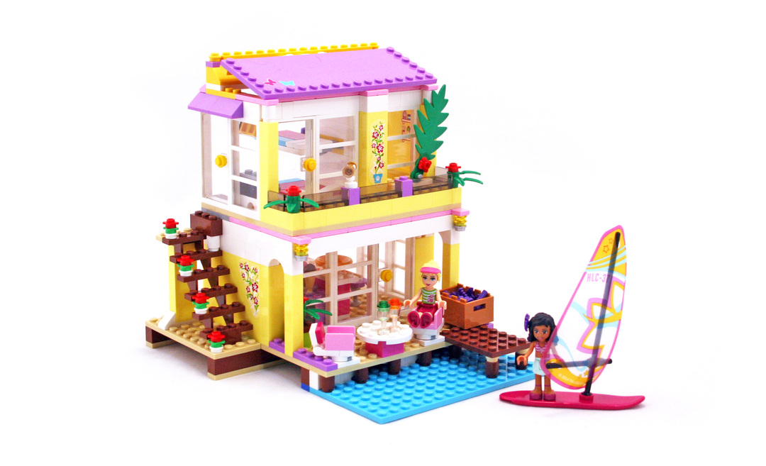 Lego Creator Beach House  Price