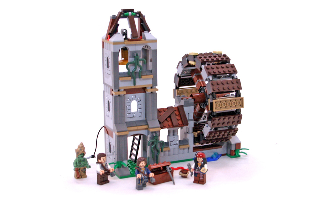 The Mill - LEGO set #4183-1
