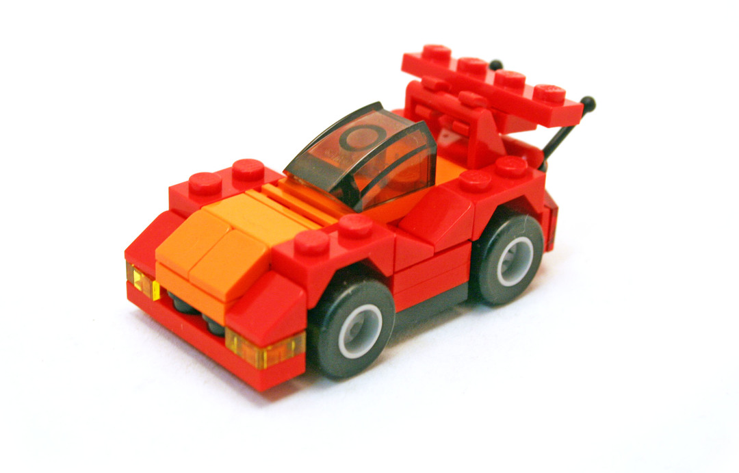 Auto Pod - LEGO set #4415-1 - 1