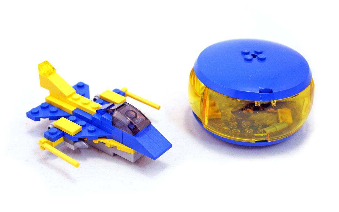 Aero Pod - LEGO set #4417-1