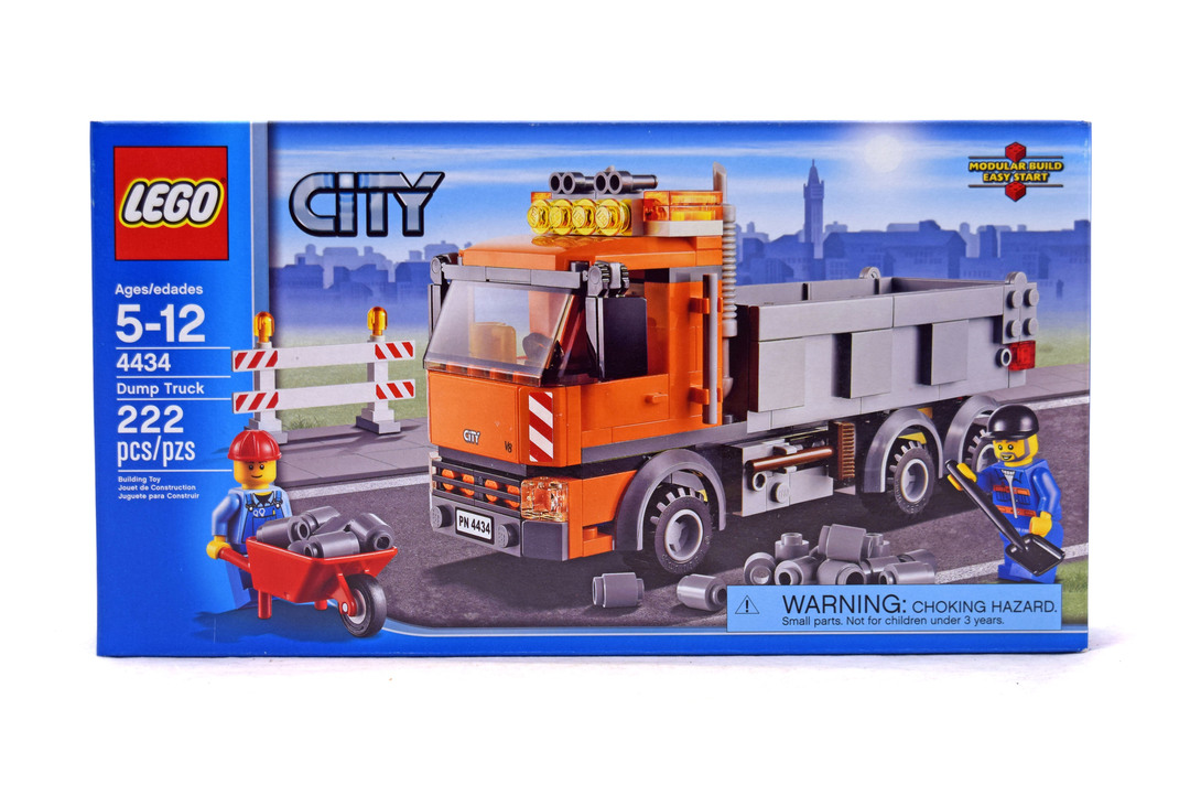 Dump Truck Lego Set 4434 1 Nisb Building Sets City