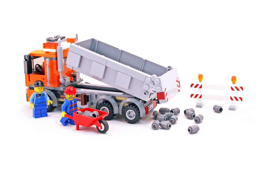 Dump Truck Lego Set 4434 1 Building Sets City