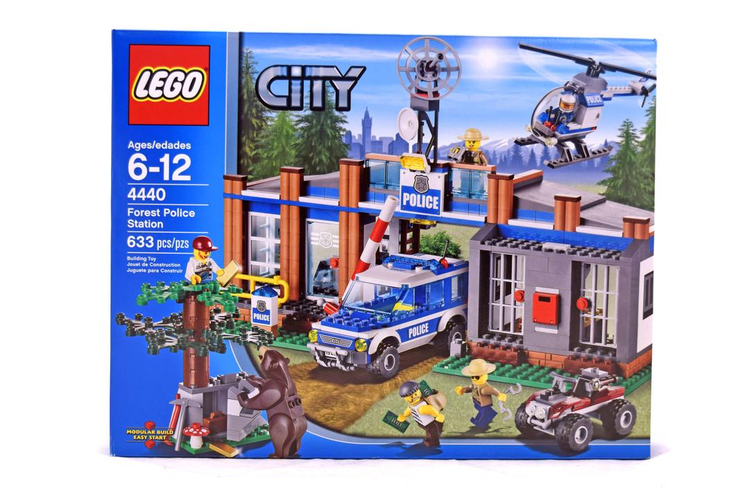 Forest Police Station Lego Set 4440 1 Nisb Building Sets