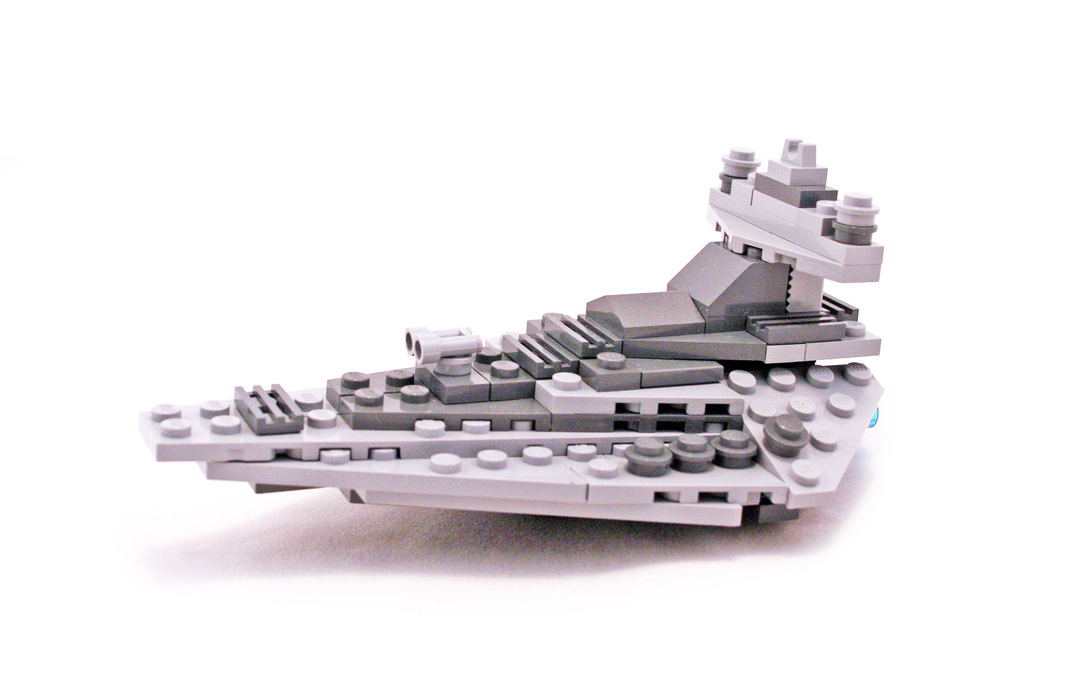 Imperial Star Destroyer - Mini - LEGO set #4492-1