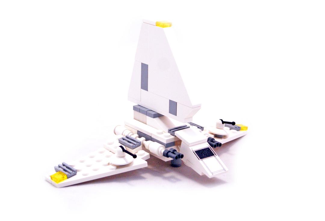 Imperial Shuttle - Mini - LEGO set #4494-1
