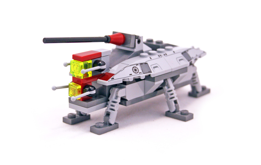AT-TE - Mini - LEGO set #4495-1