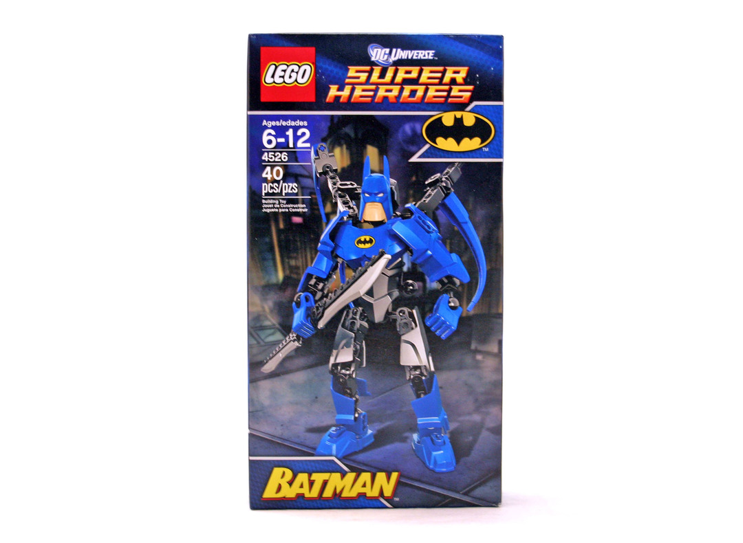 Batman - LEGO set #4526-1 (NISB)