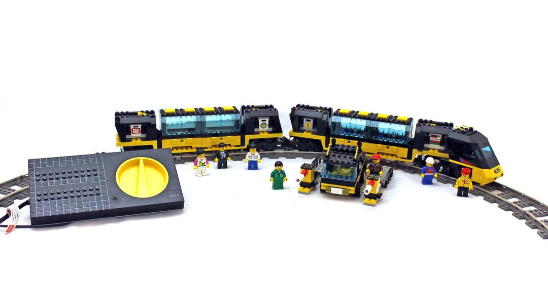 Cargo Railway - LEGO set #4559-1