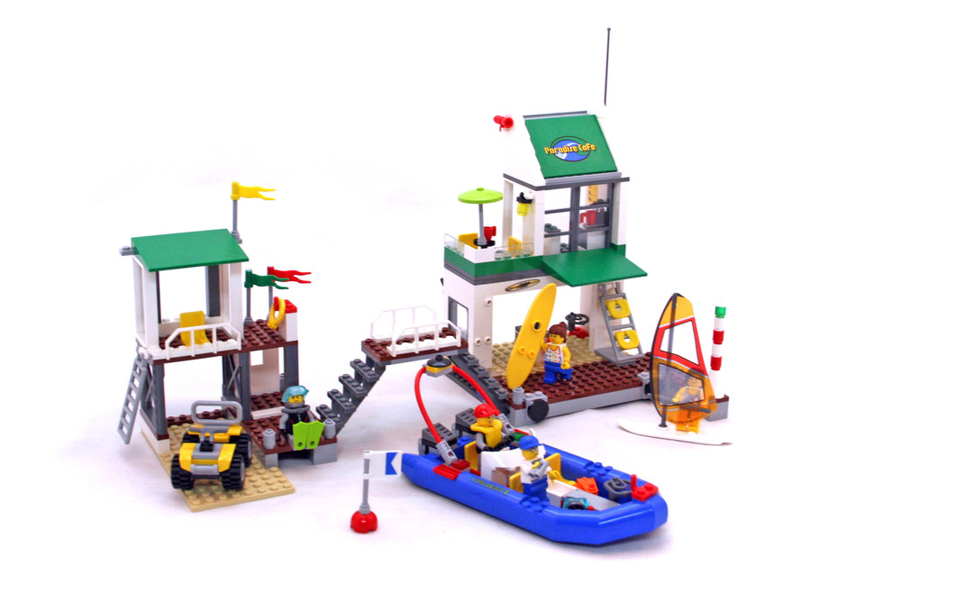 Marina - LEGO set #4644-1 - 1