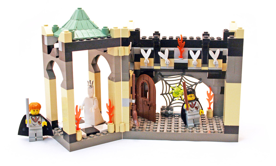 The Room of the Winged Keys - LEGO set #4704-1
