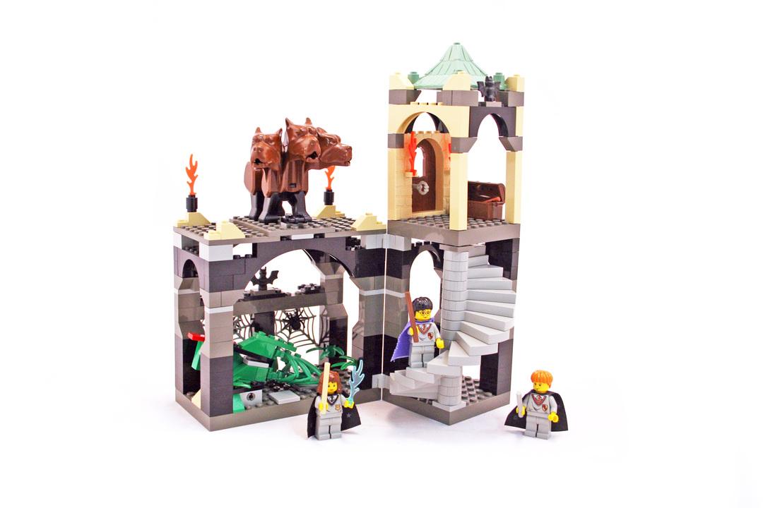 Forbidden Corridor - LEGO set #4706-1