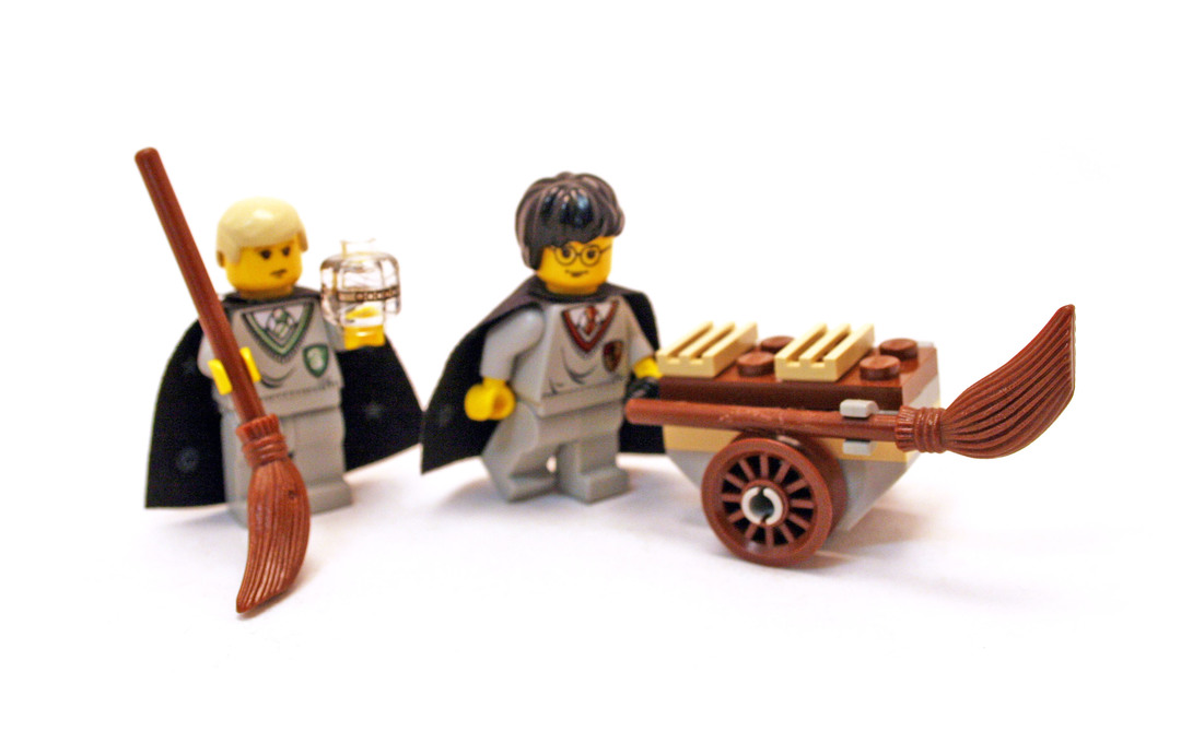 Flying Lesson Lego Set 4711 1 Building Sets Harry Potter