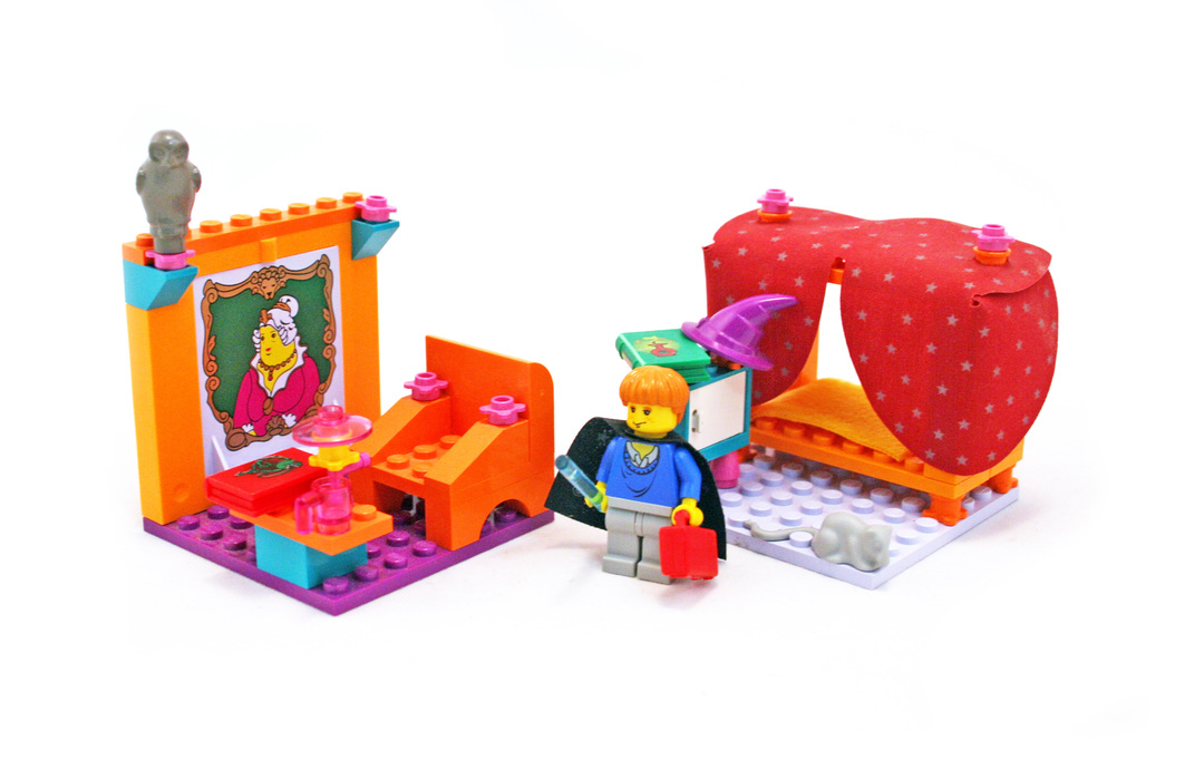 Gryffindor House - LEGO set #4722-1